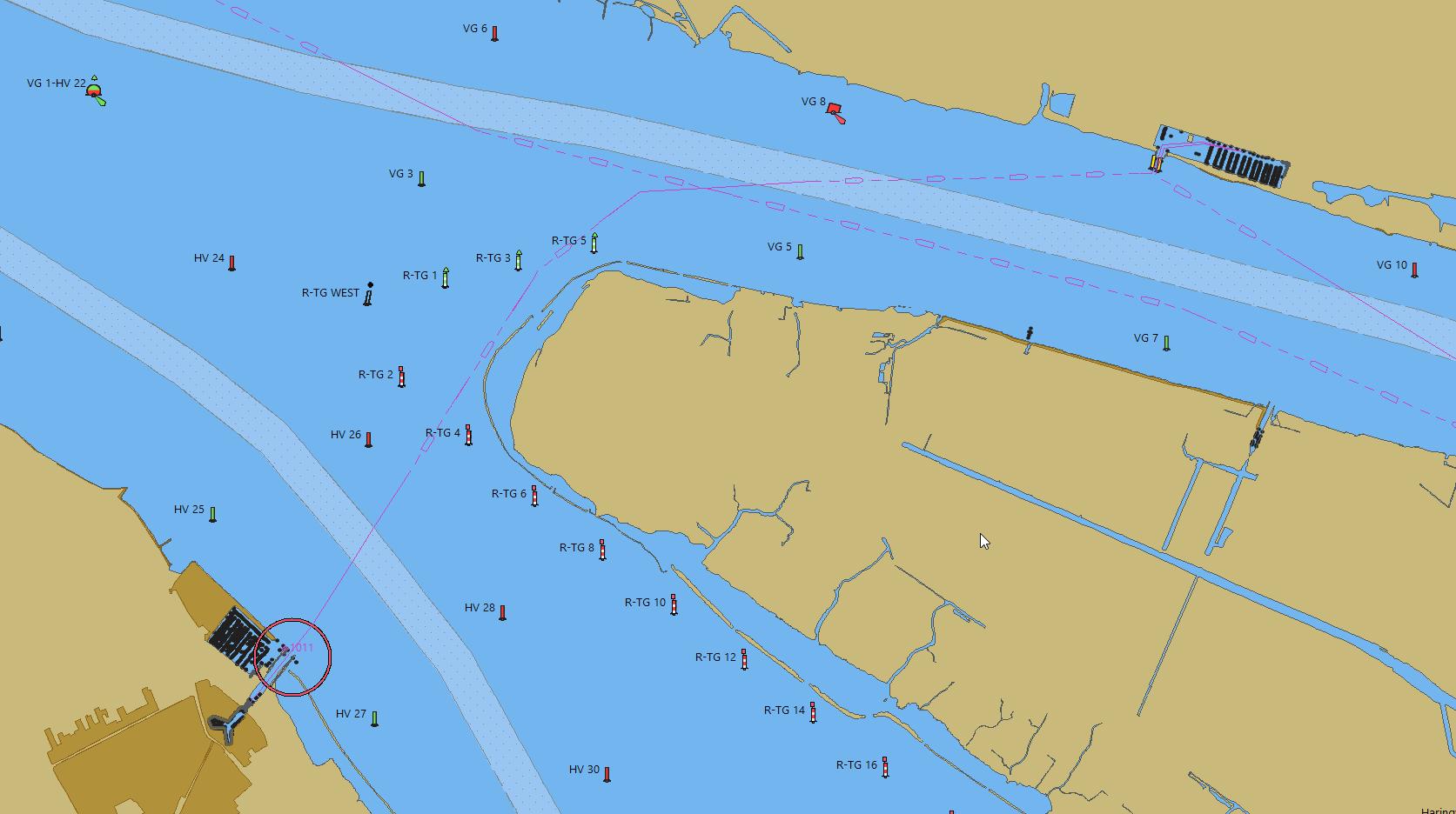 OpenCPN_Waterkaart_ENC